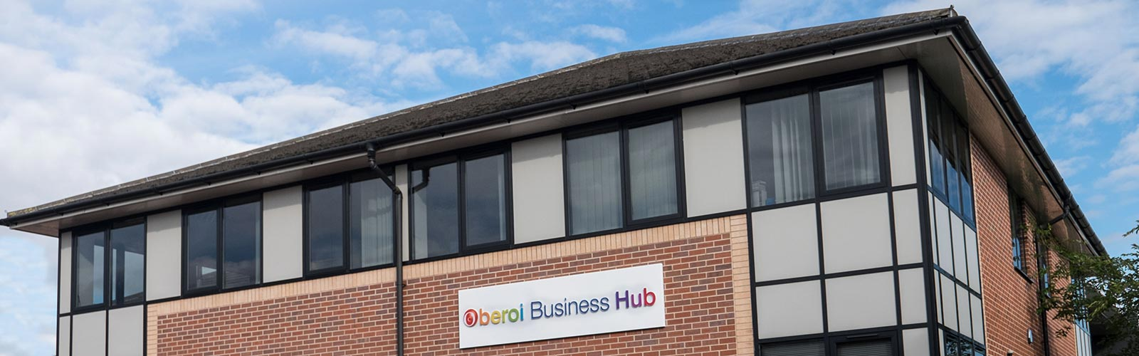 Serviced offices on Pride Park, Derby