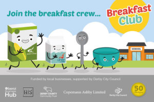 Breakfast Club JustGiving Page