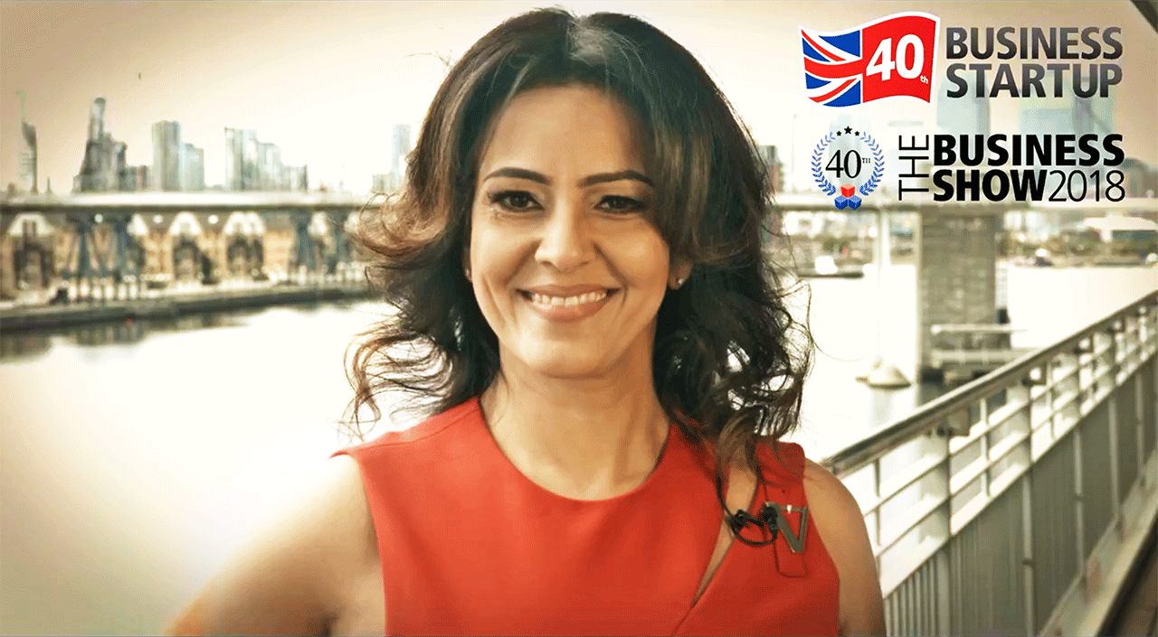 The Business Show 2018 with Kavita Oberoi